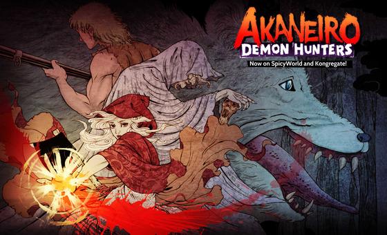 Akaneiro: Demon Hunters - Clique aqui para acessar a página oficial do jogo