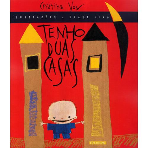 Capa do Livro Tenho Duas Casas