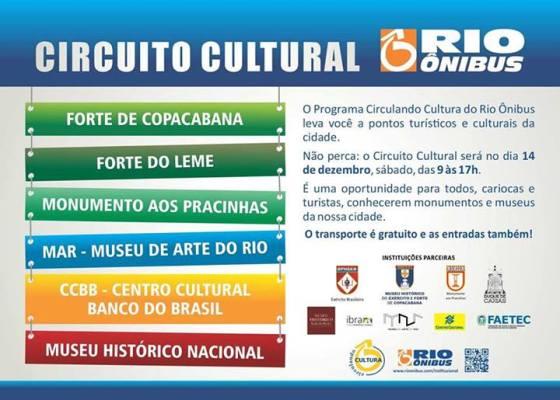 Clique aqui e vá até o site da Rio Ônibus para mais informações!