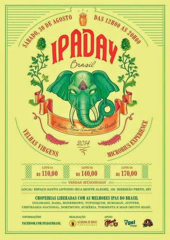 Festa IPA Day com a banda Velhas Virgens, Foda! :D